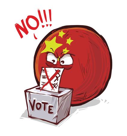 china voting no