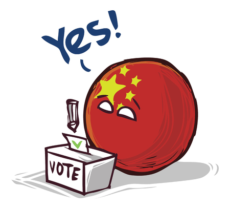 china voting yes