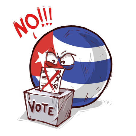 cuba voting no