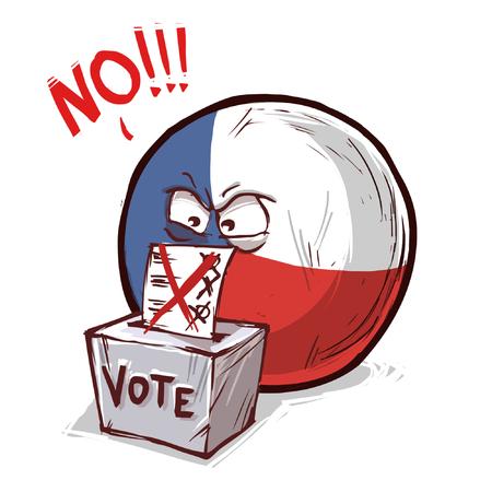 czech republic voting no