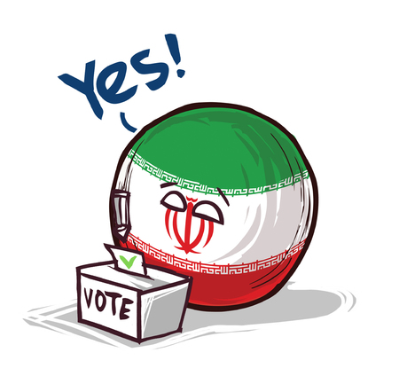iran country voting yes
