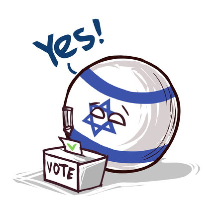 israel country ball yes