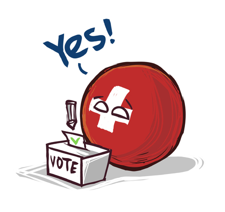 Switzerland voting yes