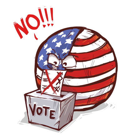 country voting USA NO