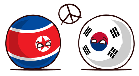 north korea and south korea peace