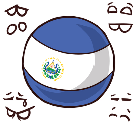 el salvador country ball
