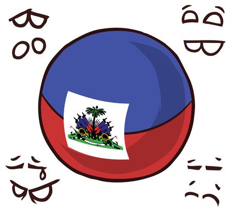 Haiti country ball