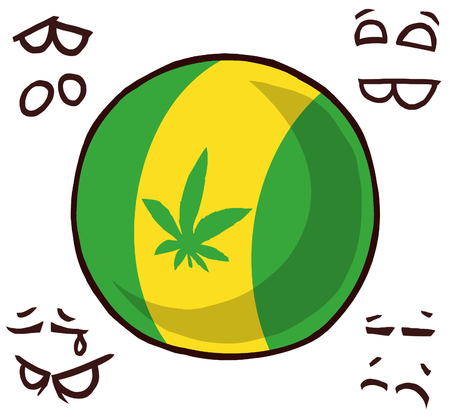 marijuana country ball