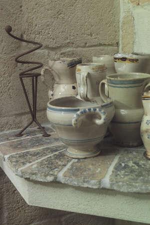 ceramica: pottery
