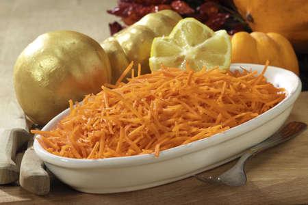 julienne: julienne carrots salad
