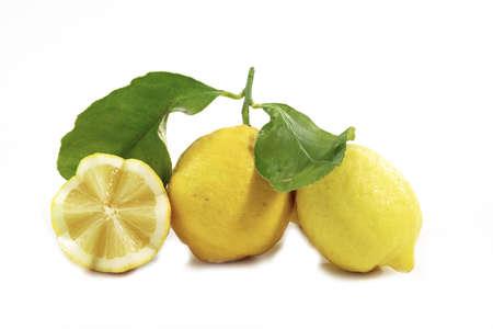 sorrento lemons Stock Photo