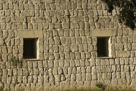 stonebuilt wall Stock Photo - 2751669