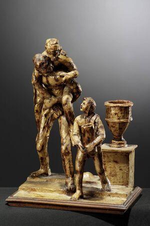 papier mâché sculpture Stock Photo - 3391458