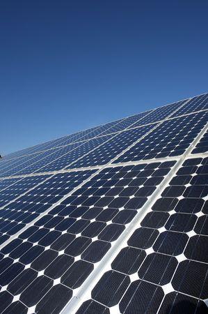 fuel cell: Solar Energy Stock Photo