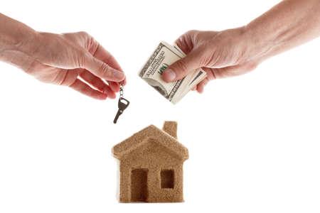 buen trato: Símbolo de la casa, el corredor y el comprador. Buena oferta - para la venta o arrendamiento.