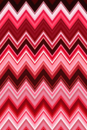 Chevron zigzag purple pink pattern abstract art background, color trends