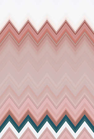 Chevron zigzag beige, brown pattern abstract art background, color trends