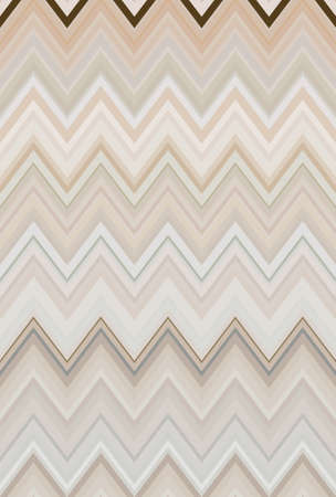 Chevron zigzag brown coffee bronze pattern abstract art background, color trends