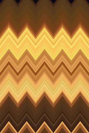 Chevron gold metal golden bronze zigzag pattern abstract art background, color trends
