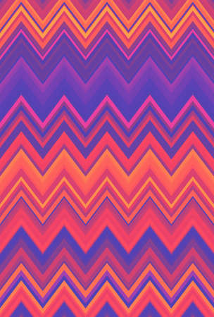 Ultra violet neon Chevron zigzag pattern abstract art background, Ultraviolet purple color trends