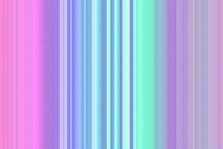 Holographic iridescent surface wrinkled foil. Hologram Background abstract foil 80s texture, multiple colors. 90s pastel gradient mesh template surface. Colorful seamless stripes. Stylish modern trend backdrop.