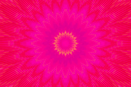 flower pattern floral kaleidoscope amaranth background illusion. hypnotic.