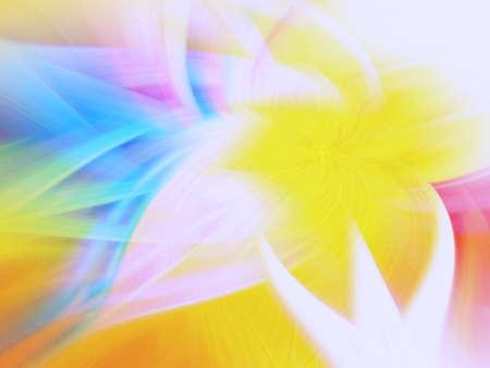 pattern cosmos glow fractal illustration render background. futuristic.