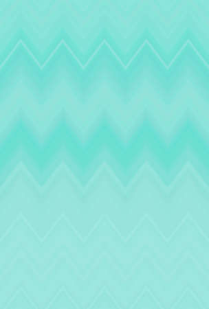 Blue sky, aquamarine, blue-green, sea-green, turquoise. Chevron zigzag pattern abstract art background, color trends Stock fotó