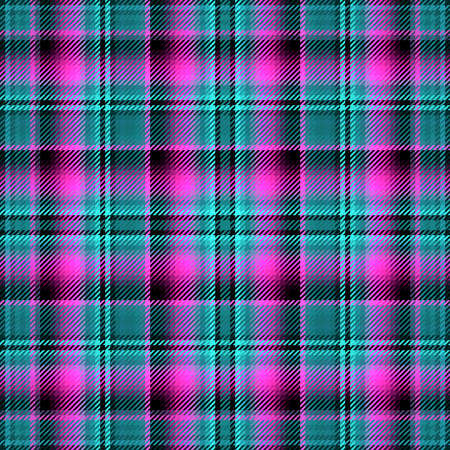 Tartan fabric plaid, background seamless pattern for cloth, checkered.