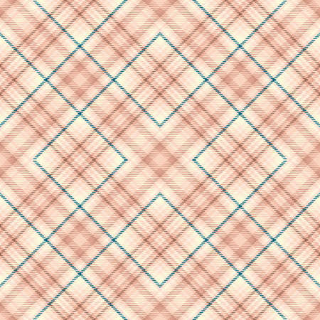 Fabric diagonal tartan, pattern textile and abstract background.  clan.