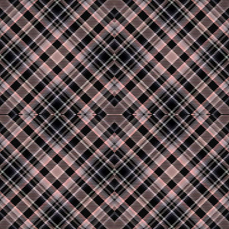 Background tartan, seamless abstract pattern with diagonal lines,  english design.