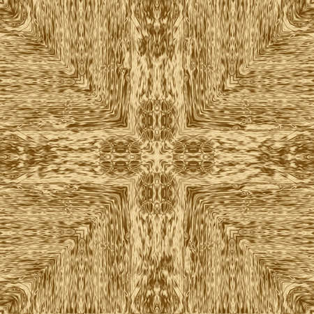 Gold symmetry pattern and geometric abstract golden design,  seamless yellow. 스톡 콘텐츠