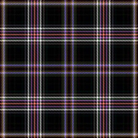 fabric plaid scottish tartan cloth pattern for background.  geometric backdrop.