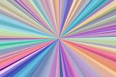 Abstract holographic neon rays background. Colorful stripes beam pattern. Stylish illustration modern trend colors backdrop.