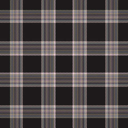 Plaid scottish fabric and tartan pattern seamless for background, texture.