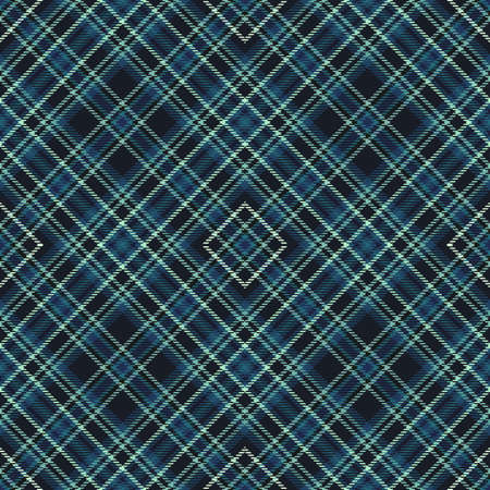 Fabric diagonal tartan, pattern textile and abstract background. checkered.