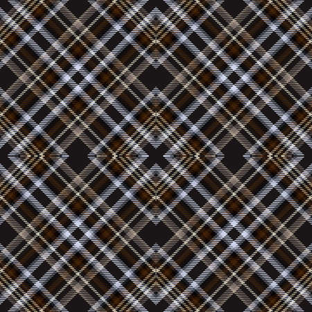 Background tartan, seamless abstract pattern with diagonal lines,  celtic scotland.