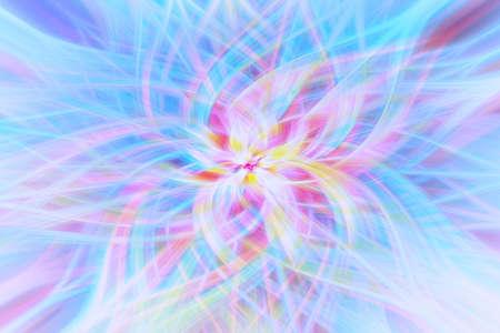 purple background explosion texture shiny bright plasma. curl glow. Stock Photo