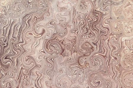 pattern wood abstract background deformed texture backdrop. brown. Stock Photo