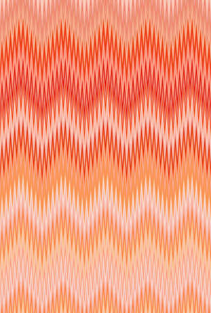 pattern zigzag chevron orange background flame fire. abstract.