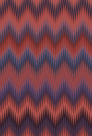 chevron zigzag pattern background abstract art texture. seamless decoration. Stock Photo