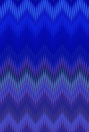 blue dark chevron zigzag background seamless mosaic. texture ornament.