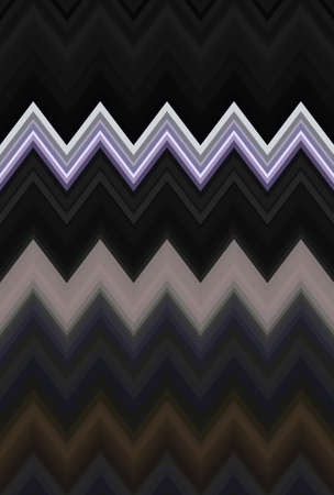chevron zigzag pattern background abstract art texture. decoration mosaic.