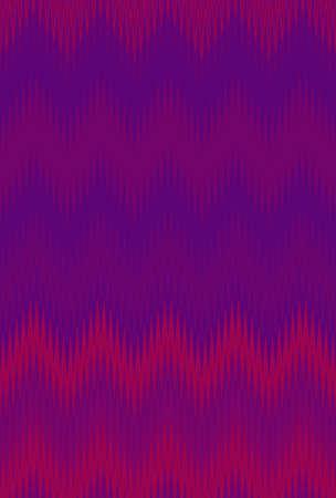 purple chevron zigzag pattern background violet seamless. magenta. Stock Photo - 119203207