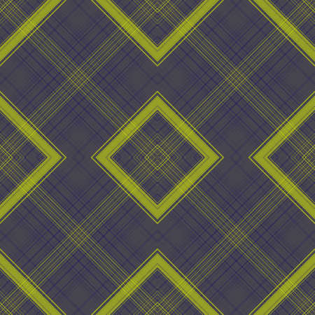 Background tartan pattern with seamless scottish abstract diagonal fabric,  plaid english.