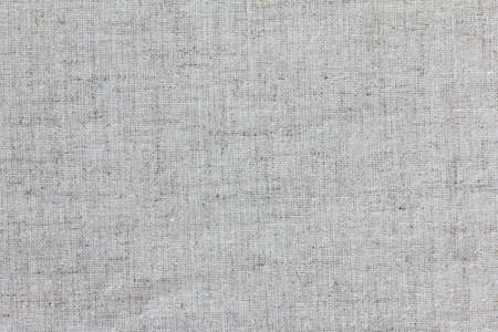 Rough linen texture close up, isolated background