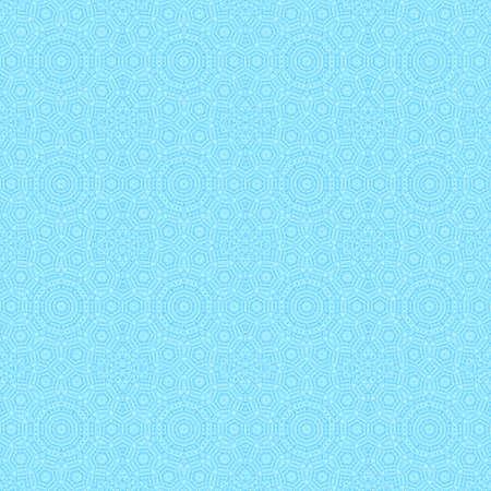 blue pattern kaleidoscope abstract background motif backdrop. design geometric.