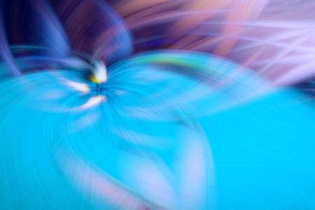 flame fractal background blue prominence art illustration. backdrop.