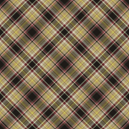Fabric diagonal tartan, pattern textile and abstract background.  checkered irish.