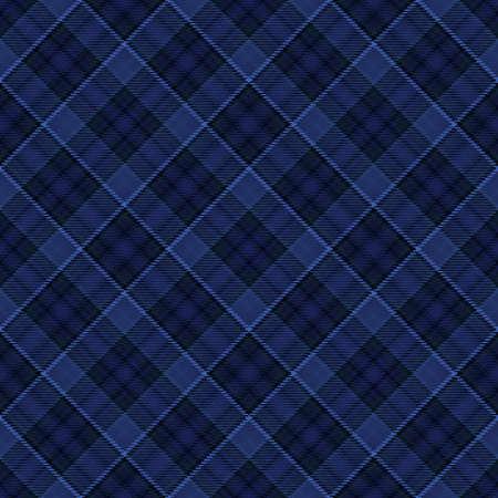 Fabric diagonal tartan, pattern textile and abstract background. english irish.